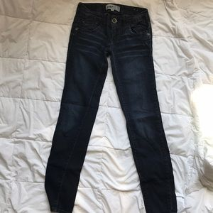 Jolt junior skinny jeans. Great condition.